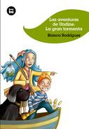 Las aventuras de Undine. La gran tormenta. Blanca Rodríguez