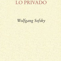 Defensa de lo privado, Wolfgang Sofsky