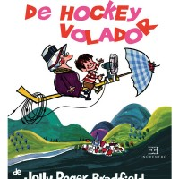 El palo de hockey volador. Jolly Roger Bradfield