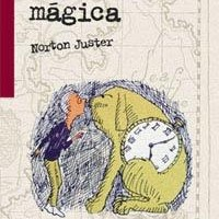 La cabina mágica. Norton Juster