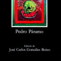 Pedro Páramo. Juan Rulfo
